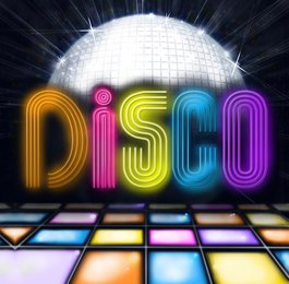 Disco music and parties